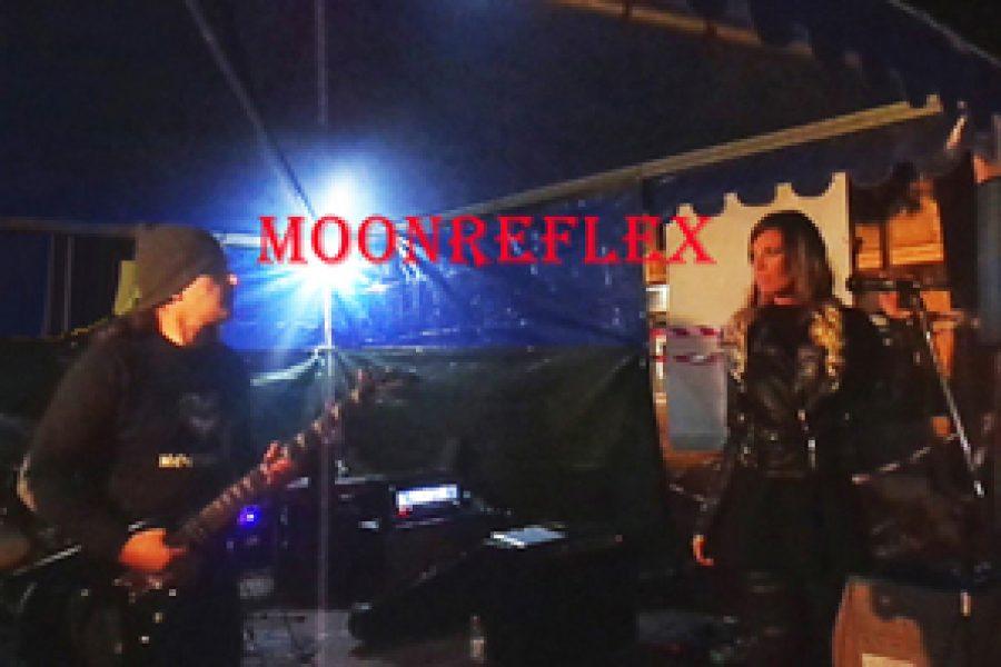 MoonReflex da Manduria al Sanremo Rock