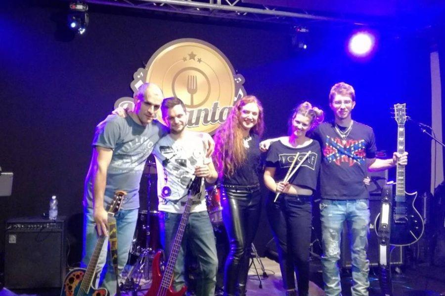 Madlines al Sanremo Rock