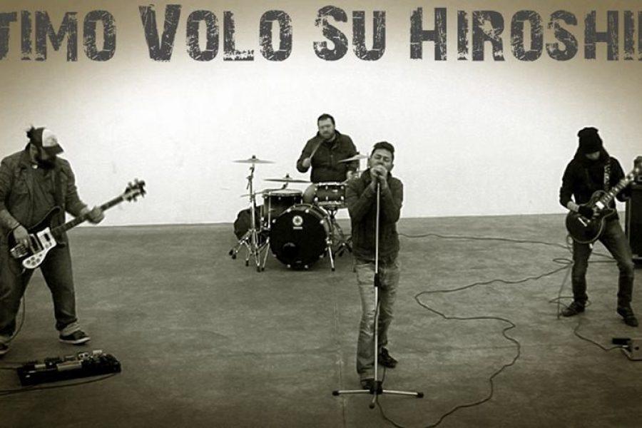 Ultimo Volo su Hiroshima al Sanremo Rock