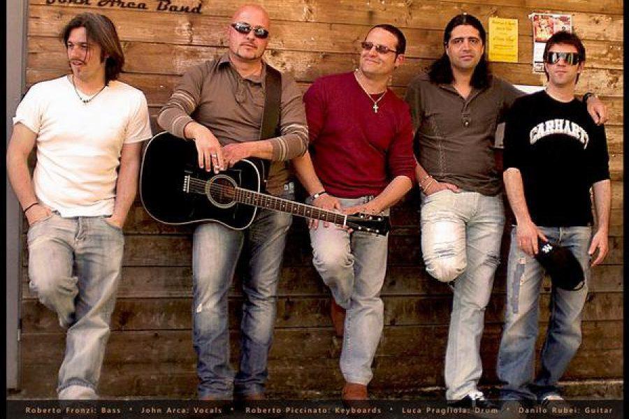 John Arca Band alla 31^ di Sanremo Rock