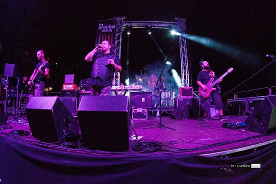 Metharia alla 31^ di Sanremo Rock