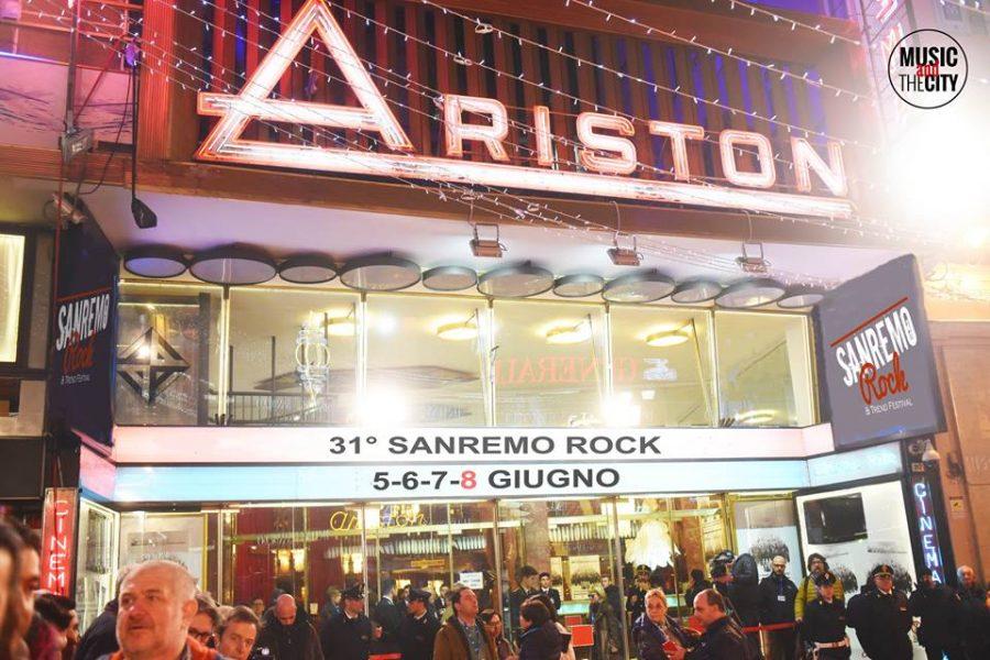 Sanremo Rock Finali Nazionali!