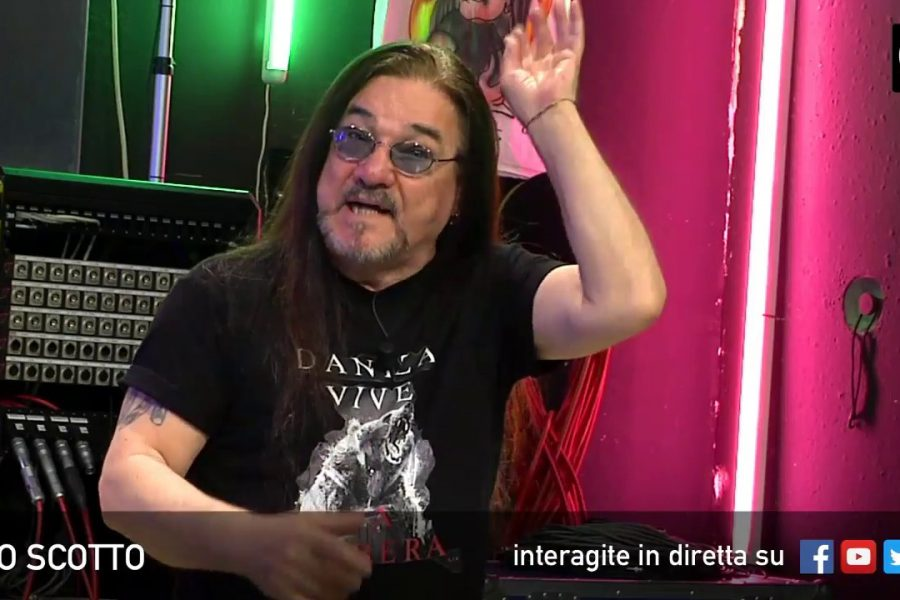 "Pino Scotto Rock TV tra gli ""Stellati"" del Festival !"