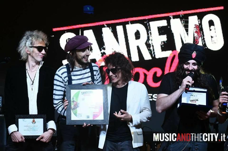 Nevruz Joku è il vincitore della 31^ sezione Rock!