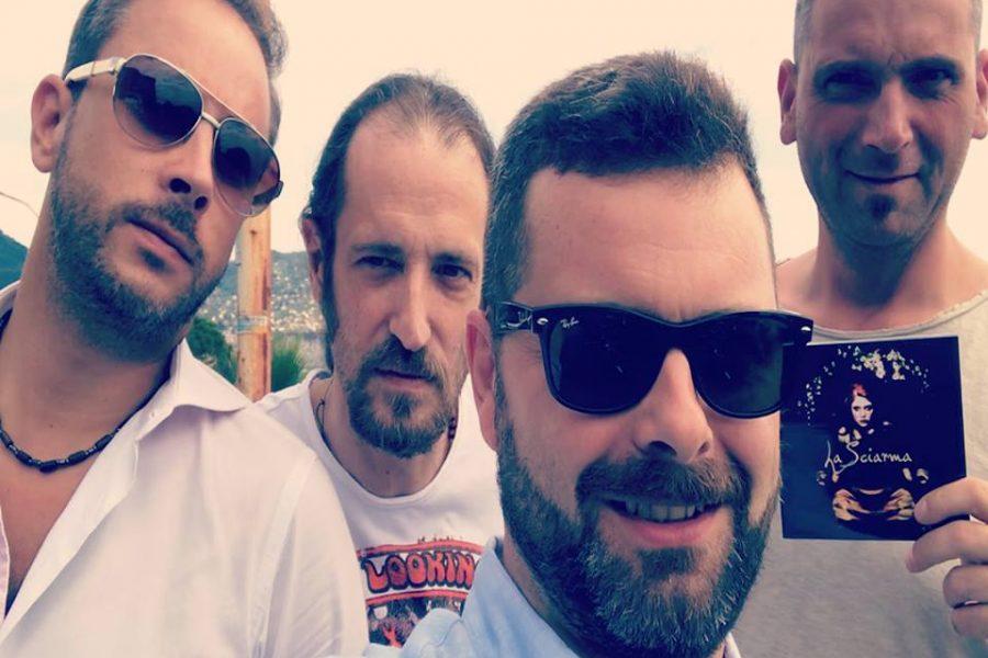 La Sciarma alla 32^ di Sanremo Rock Live Tour