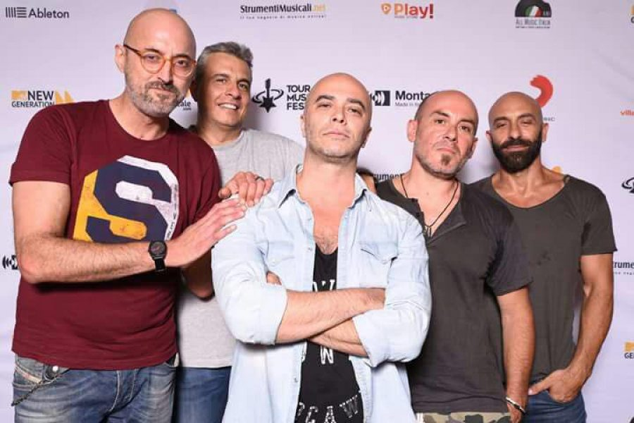 SuperZero Band alla 32^ di Sanremo Rock!