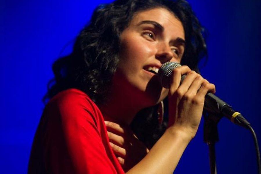 Giulia Vestri alla 32^ di Sanremo Rock!