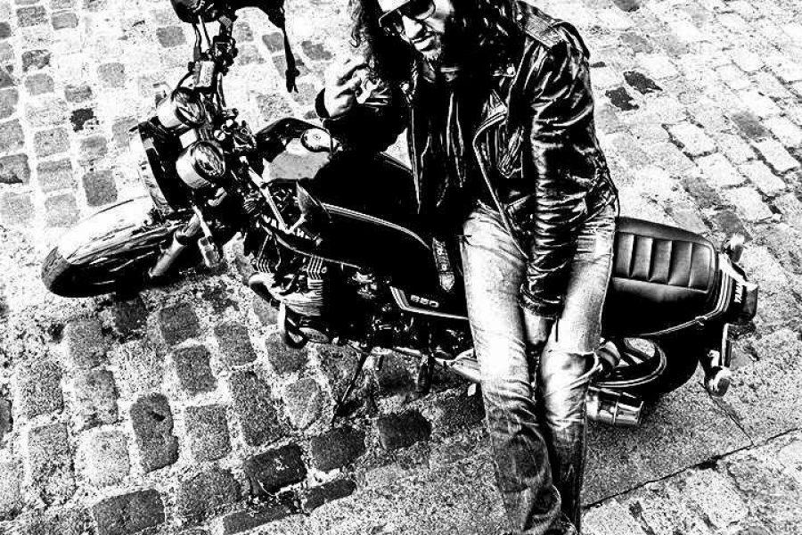 Michelangelo Riina alla 32^ di Sanremo Rock!