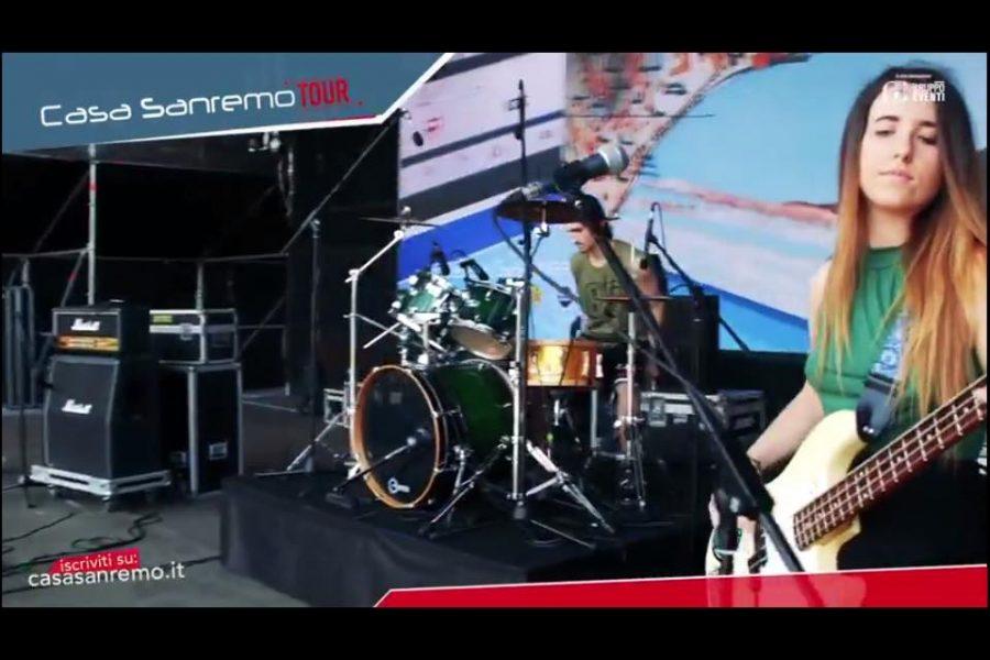 Gli Iguana alla 32^ di Sanremo Rock!