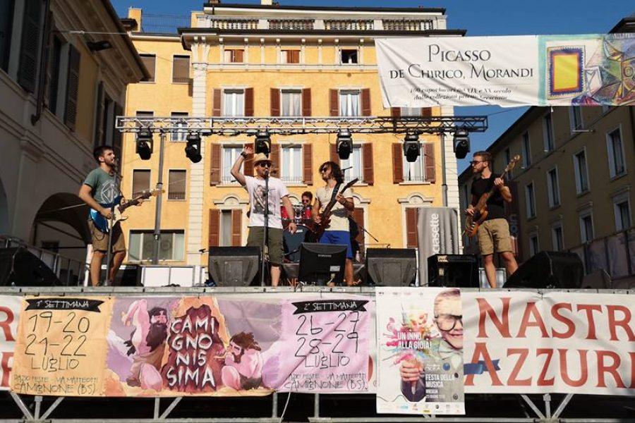 Sanremo Rock, i Vehda alla 32^del Live Tour