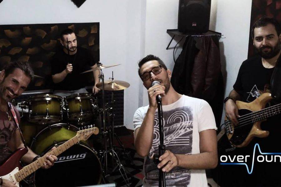 Igor Leone e gli Over Sound alla 32^ di Sanremo Rock!