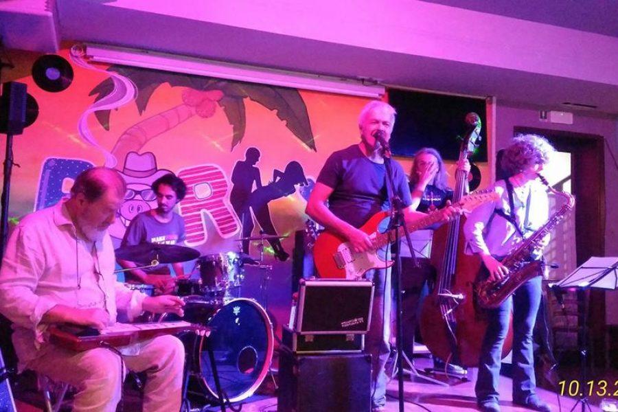 Littorina Blues Band alla 32^ di Sanremo Rock!