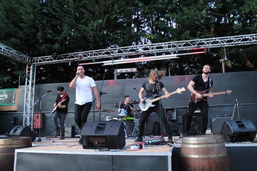 Dalla Città di Camaiore i LaMarea alla 32^ di Sanremo Rock