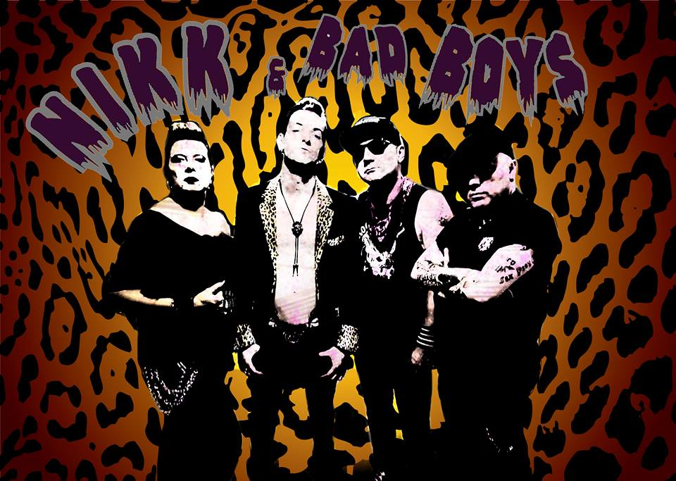 Nikk & The Bad Boys alla 32^ di Sanremo Rock!