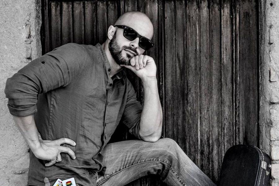 Matteo Farge e gli Zingari nel bosco al Sanremo Rock!