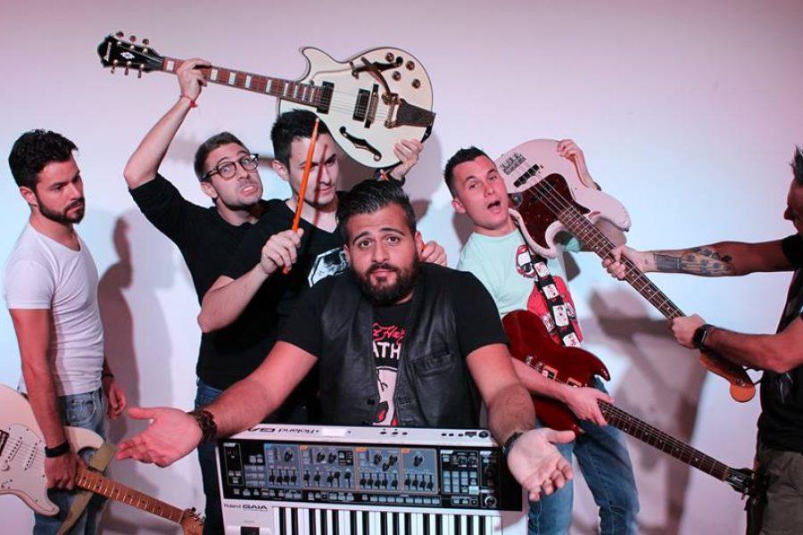 Da Latina la band The Flag alla 32^ di Sanremo Rock!