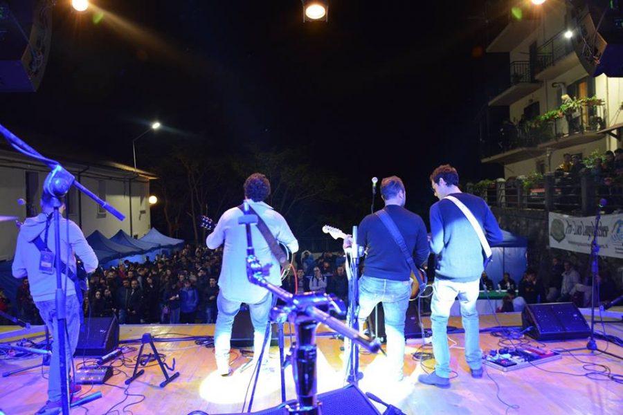 N.S.N.C Live Band alla 32^ di Sanremo Rock!