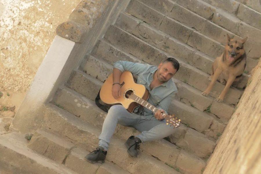 Gennaro Curato, cantautore Campano alla 32^ del Festival!