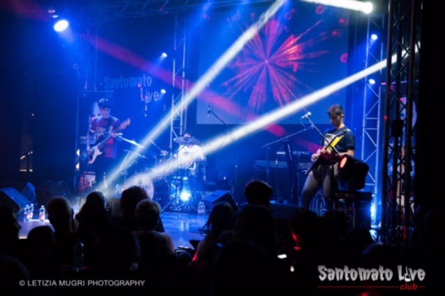 Street Compass alla 32^ di Sanremo Rock!