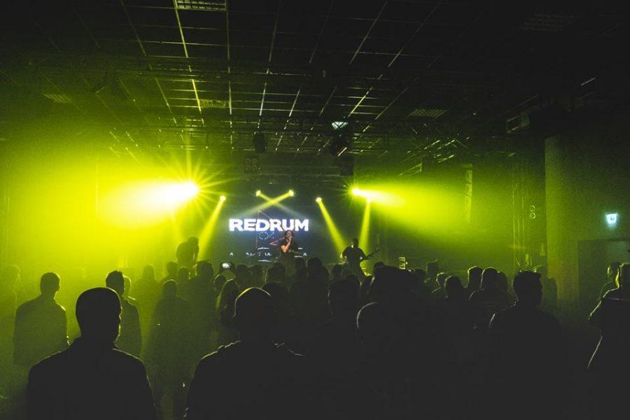 I Redrum 04 alla 32^ di Sanremo Rock