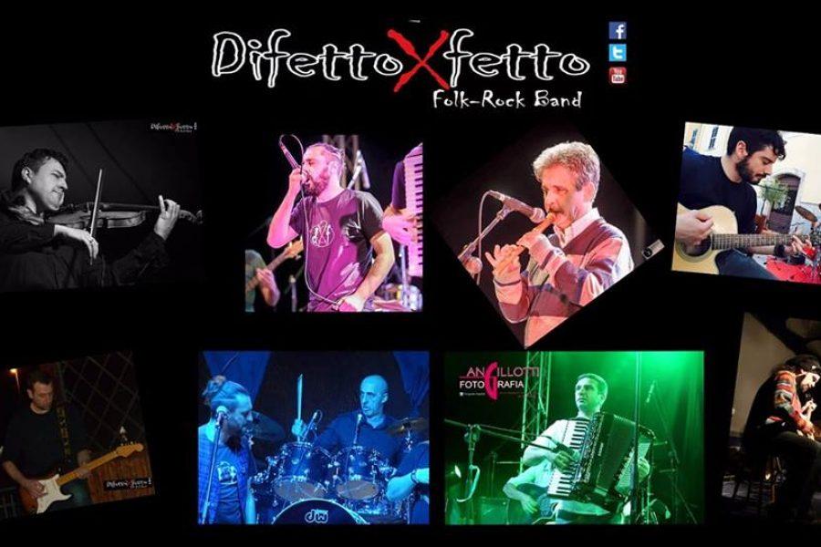 DifettoXFetto alla 32^ di Sanremo Rock!