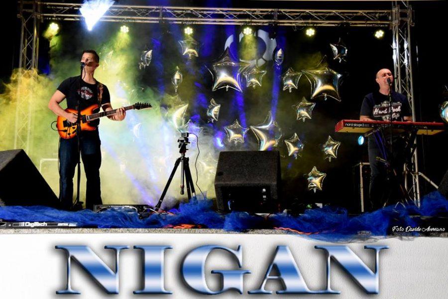 Anche la Band Nigan, approda alla 32^di Sanremo!