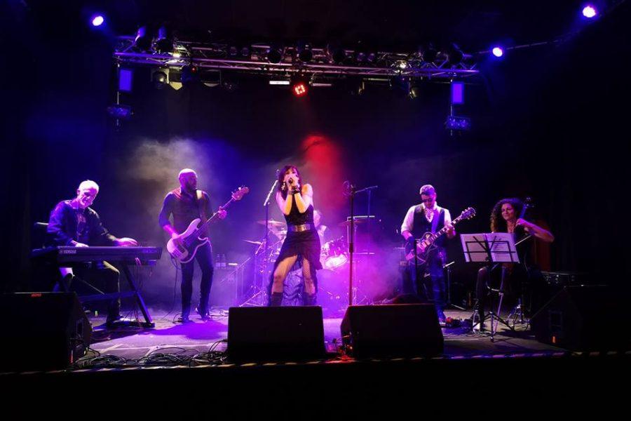 Gli Historia alla 32^ di Sanremo Rock 32^