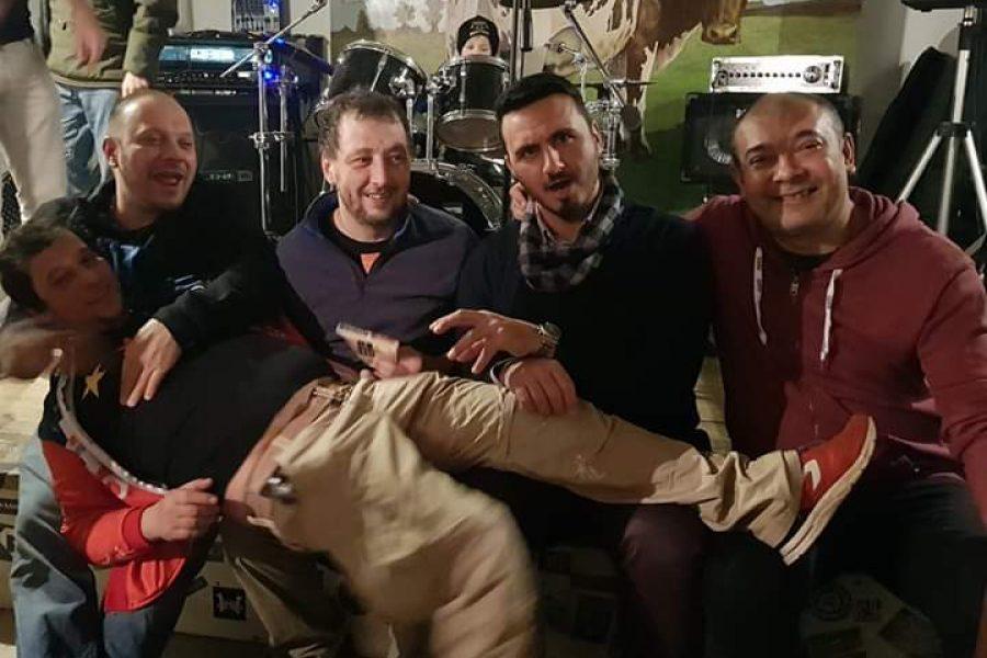 Procioney Rock Band, alla 32^di Sanremo Rock!