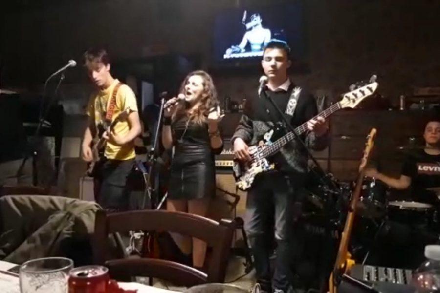 Saynaid Band alla 32^ di Sanremo Rock!