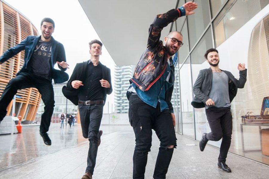 Lost In Paradise alla 32^ di Sanremo Rock
