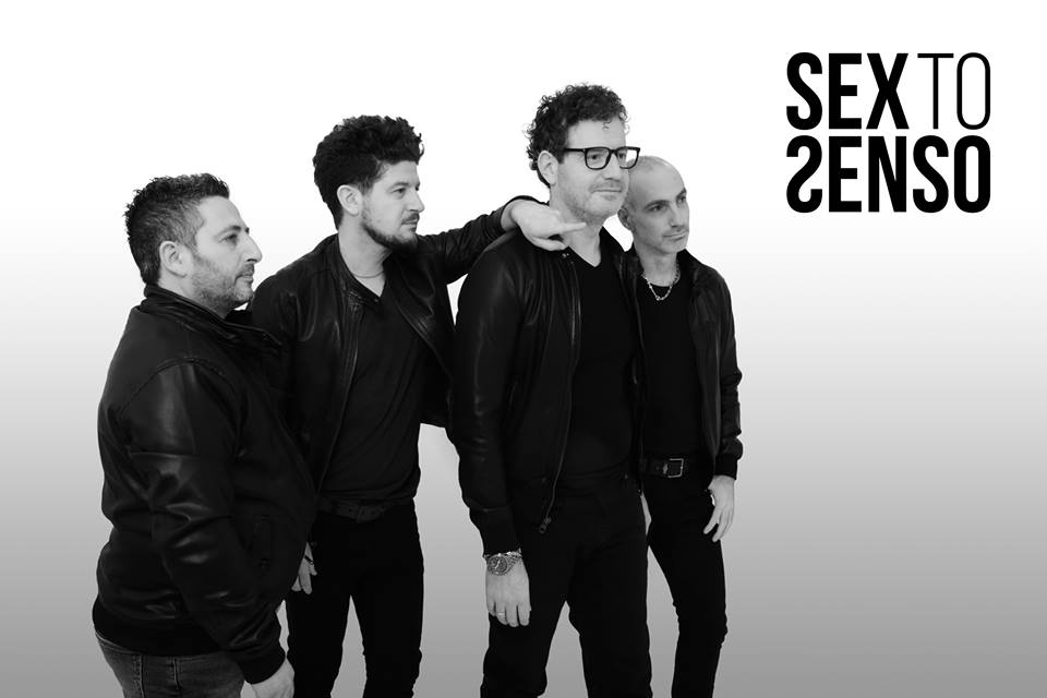Sex.To Senso alla 32^ di Sanremo Rock Tour!