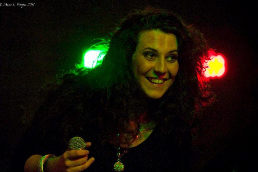 Bonnik Laura Bonomi alla 32^ del Festival