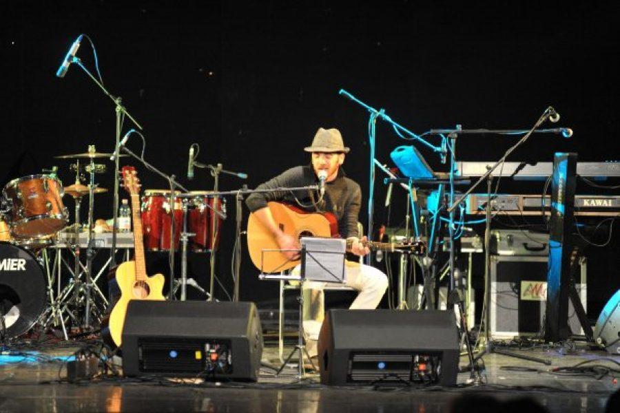 Il Cantautore Ligure Gabriele Uccelli al Sanremo Rock!