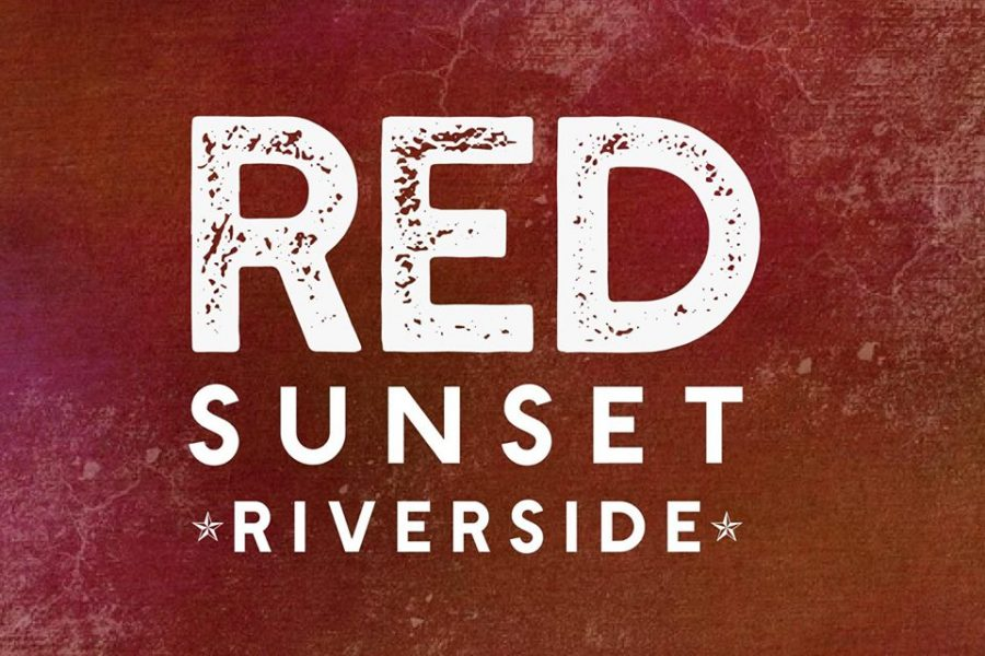 Red Sunset Riverside a Sanremo Rock 32^