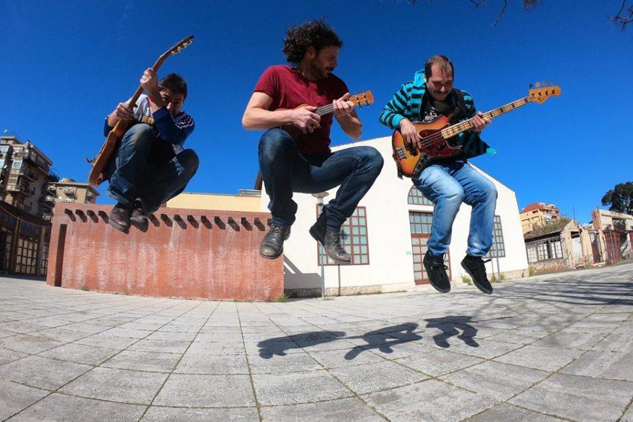 Tre Terzi la band Palermitana alla 32^ del Festival!