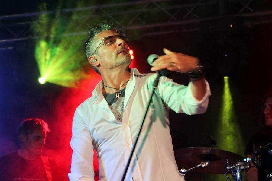 Roby Mercanti alla 32^ di Sanremo Rock