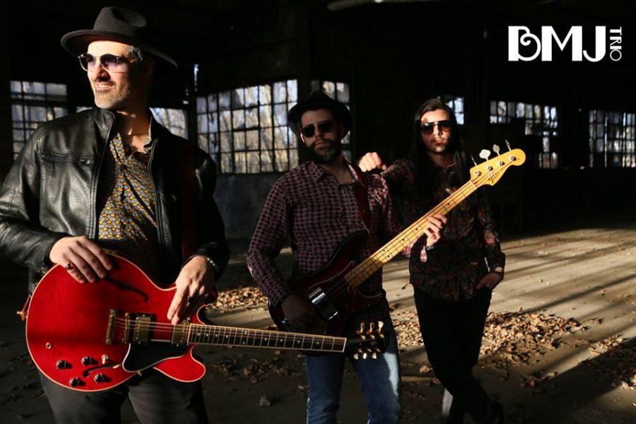 Big Man James Trio alla 32^ di Sanremo Rock!