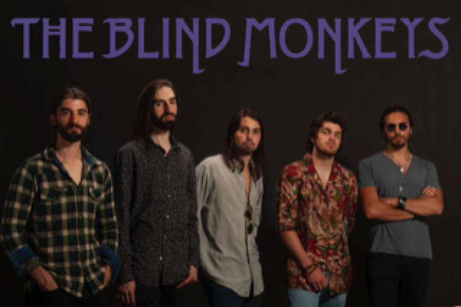 The Blind Monkeys alla 32^ di Sanremo Rock!