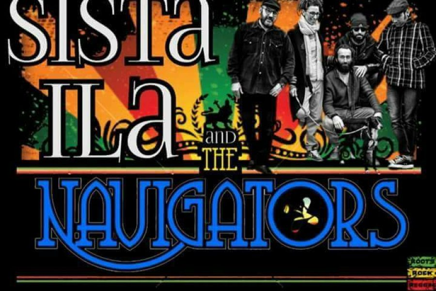 Sista ILA & the Navigators a Sanremo Rock!
