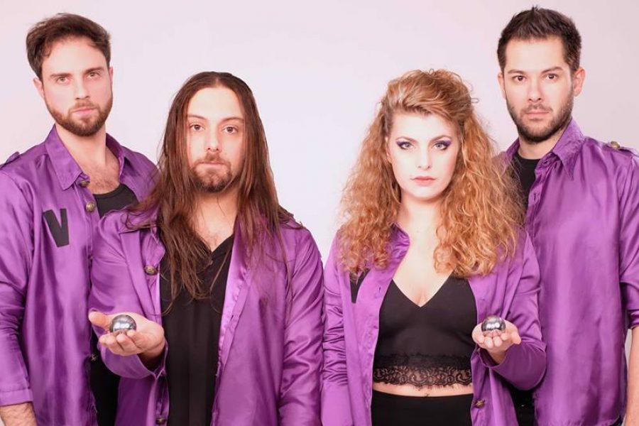 Violet Blend ci provano con Sanremo Rock!