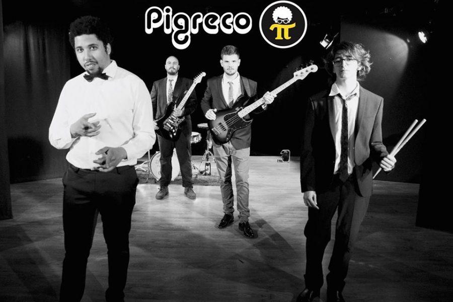 Pigreco band Novarese a Sanremo Rock 32^!
