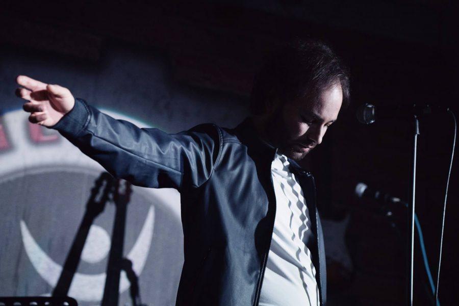 Luciano Tarullo alla 32^ di Sanremo Rock!