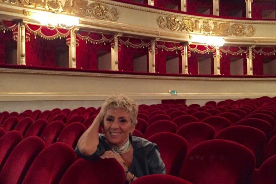 """Silvia Chiminelli tra gli """"Stellati Trend"""" del Festival!"""