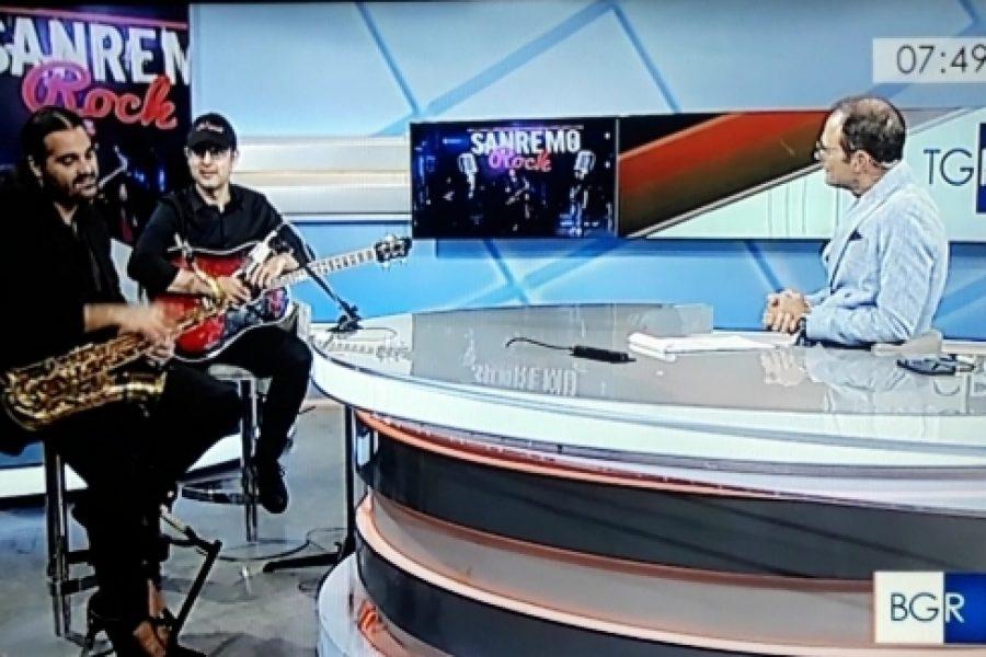 Statale107 bis su RAI TRE per Sanremo Rock!