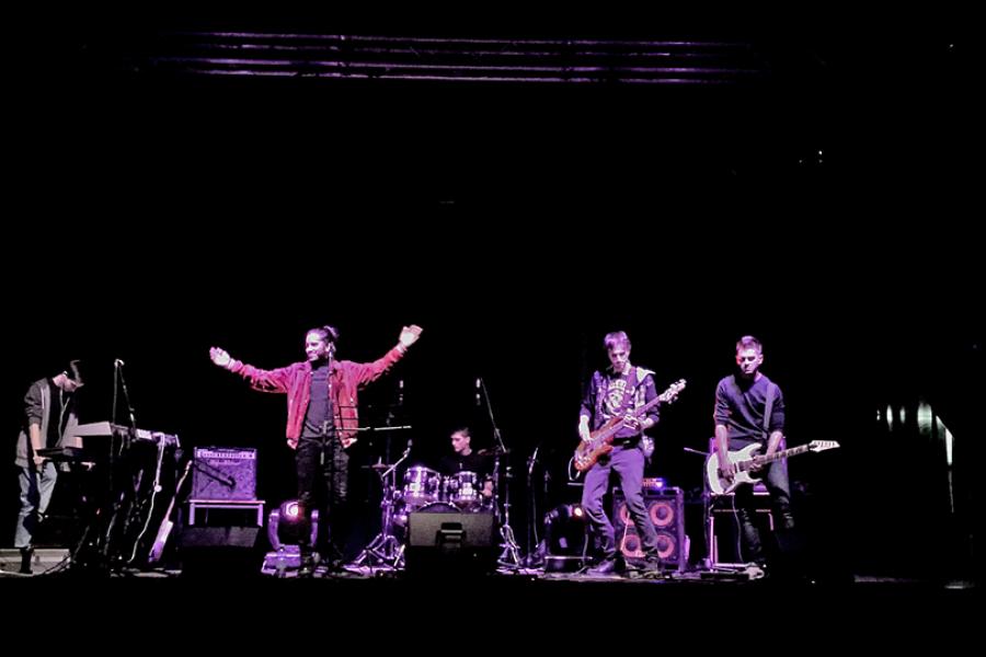 Noxfive band tra gli Artisti scelti per la 33^ di Sanremo Rock!