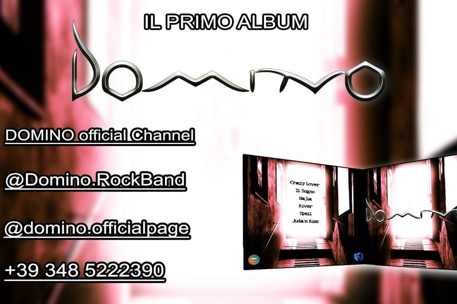 Ritornano i Domino Rock Band alla 33^ di Sanremo Rock!