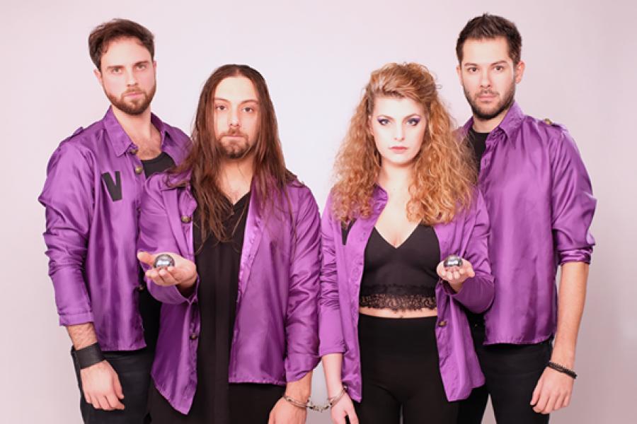 I Violet Blend di Sanremo Rock in apertura ai Garbage (U.S.A.)