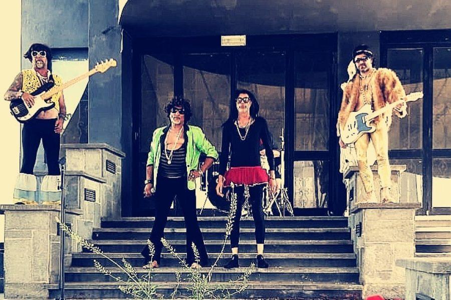 La band the Fecce, da Bra nel Piemonte a Sanremo Rock!