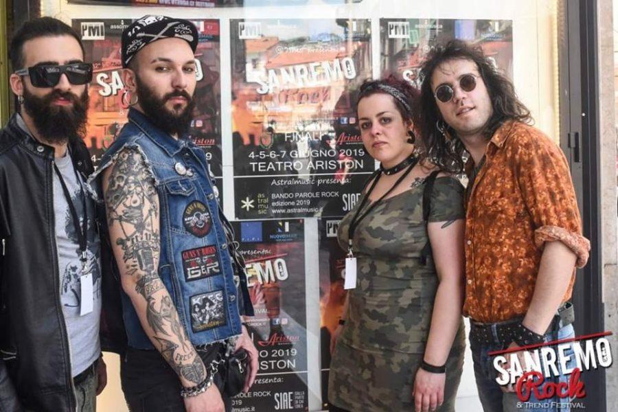 Tracy Grave ritornano al Sanremo Rock !