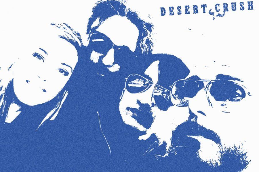 I Desert Crusch ritornano al Sanremo Rock!